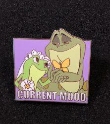 Tiana & Naveen Current Mood Pin