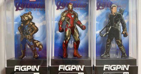 Avengers Endgame FiGPiN Pins