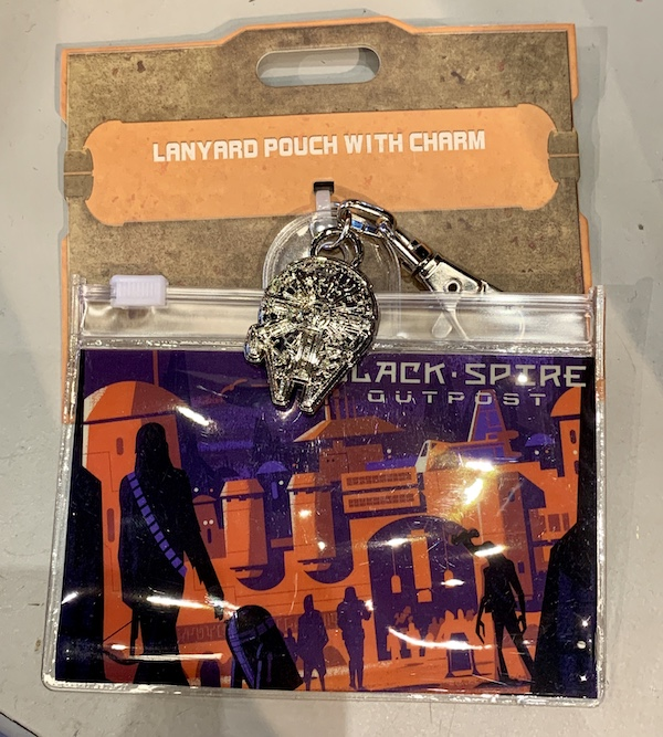 Black Spire Outpost Lanyard Pouch