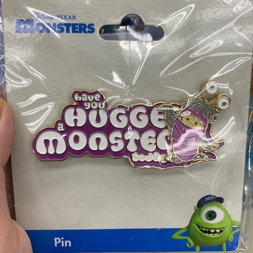 Boo Monsters Inc 7-Eleven Pin