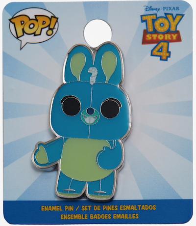 Bunny Toy Story 4 Funko Pop Pin