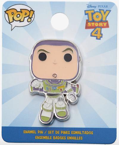 Buzz Lightyyear Toy Story 4 Funko Pop Pin
