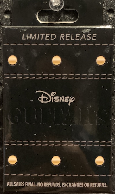 Disney Guitars Mystery Pin Collection