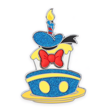 Donald Duck 85 Years Pin