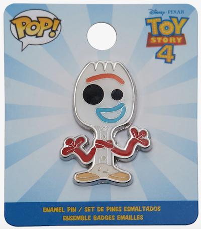 Forky Toy Story 4 Funko Pop Pin