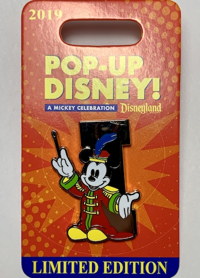 I – Pop-Up Disney! Pin