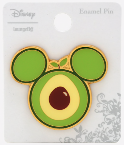 Mickey Avocado Fruit BoxLunch Pin