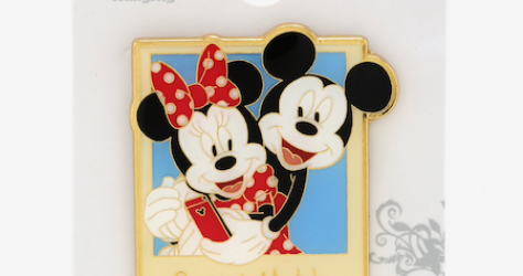 Mickey & Minnie Perfect Match BoxLunch Disney Pin