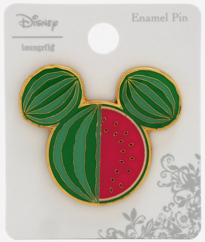 Mickey Watermelon Fruit BoxLunch Pin