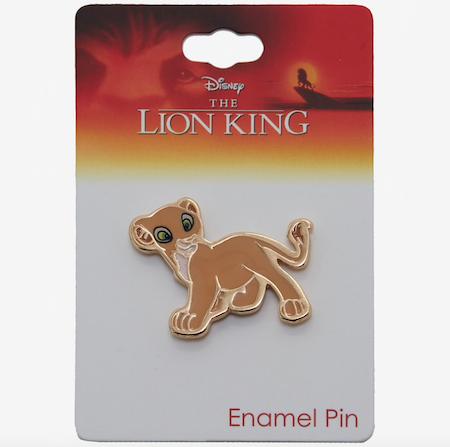 Nala The Lion King BoxLunch Disney Pin