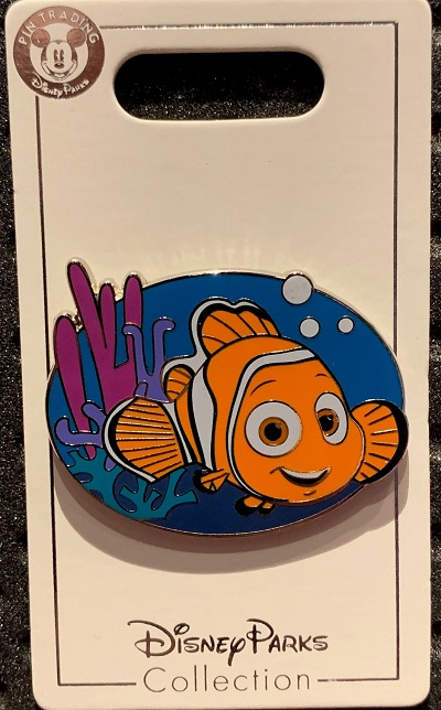 Nemo 2019 Disney Pin