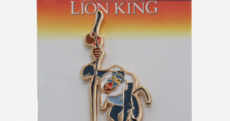 Rafiki The Lion King BoxLunch Disney Pin