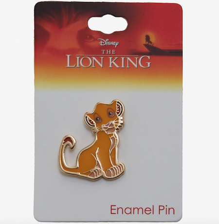 Simba The Lion King BoxLunch Disney Pin