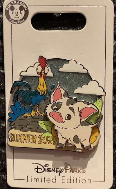 Summer 2019 Disney Pin