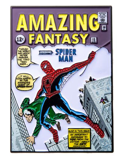 Amazing Fantasy Spider Man Pin