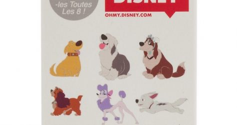 Disney Dogs Mystery Pin Set - Oh My Disney