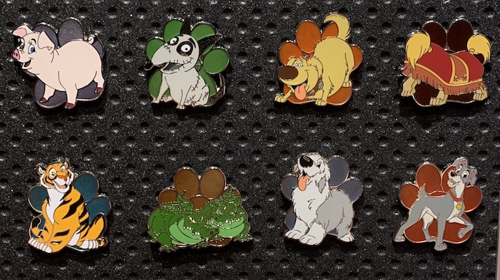 Disney FairyTails Mystery Pins