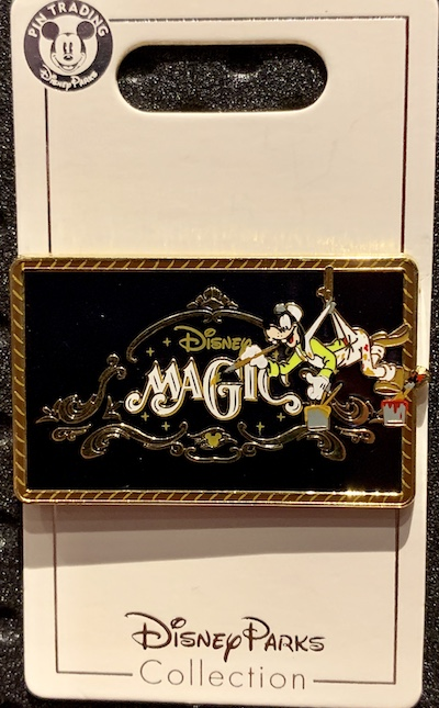 Disney Magic Cruise Ship Pin