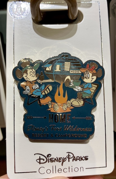 Disney's Fort Wilderness Resort 2019 Pin