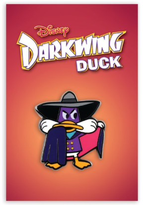 Duckwing Duck Mondo Disney Pin