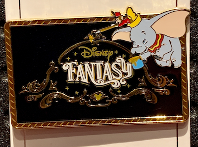 Dumbo DCL Fantasy Pin