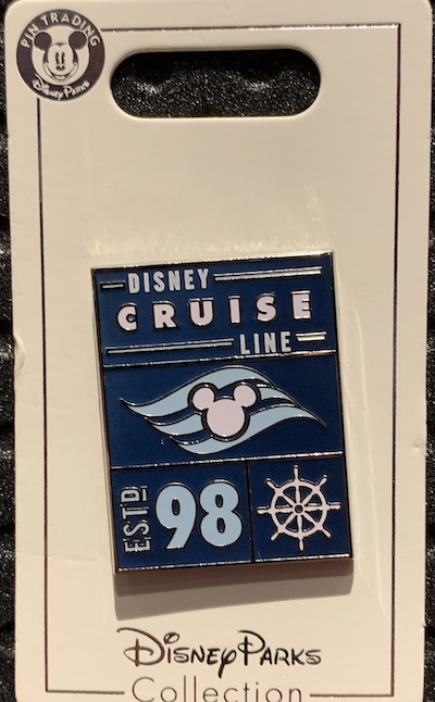 Established 1998 DCL Pin