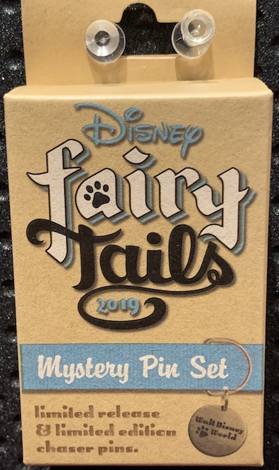 FairyTails Mystery Pin Set