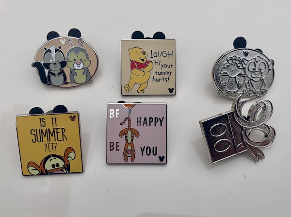 Hidden Mickey 2019 Wave A Pins Purchase