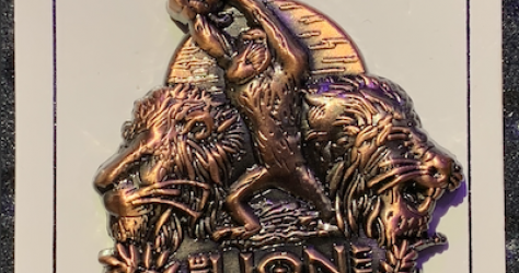 Lion King Live Action Pin