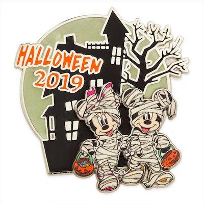 Mickey & Minnie Halloween 2019 Disney Pin