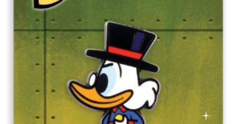 Scrooge McDuck Mondo Disney Pin