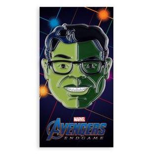 Smart Hulk Mondo Pin