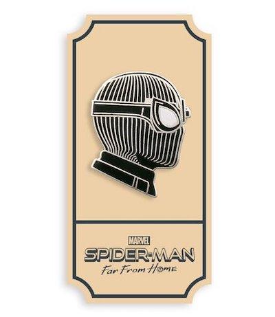 Spider-Man Stealth Suit Mondo Pin