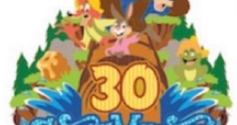 Splash Mountain 30th Jumbo Pin