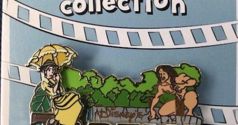 Tarzan 20th Anniversary Cast Member Pin
