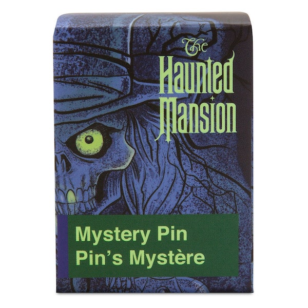 The Haunted Mansion shopDisney Mystery Pin Collection