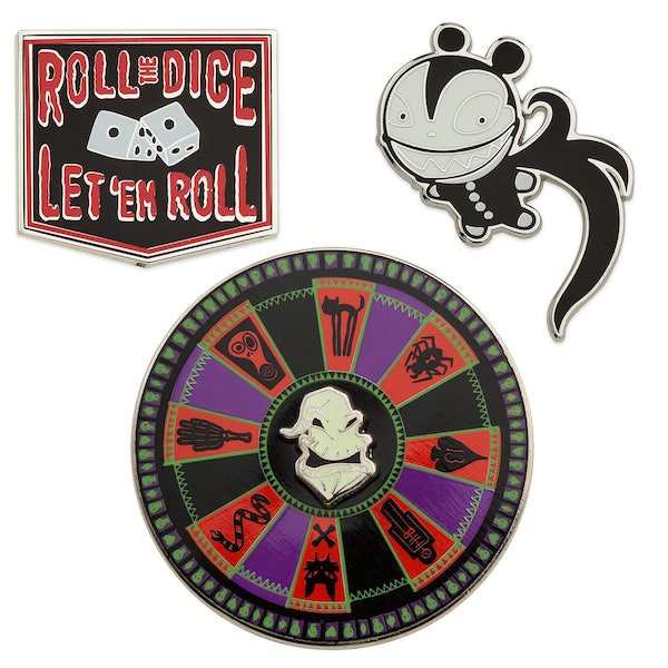 The Nightmare Before Christmas shopDisney Pins