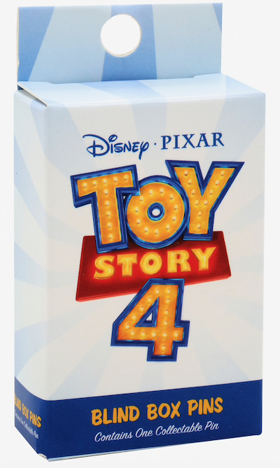 Toy Story 4 Blind Box Pins