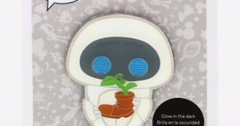 WALL-E Eve Plant Funko Pop! BoxLunch Disney Pin