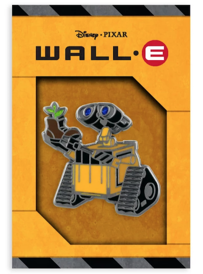 WALL-E Mondo Disney Pin