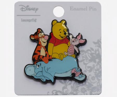 Winnie the Pooh BoxLunch Disney Pin