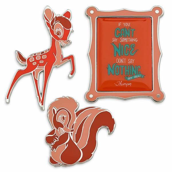 Bambi Disney Wisdom Pins
