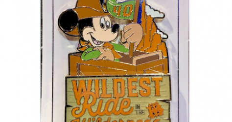 Big Thunder 40th Pin