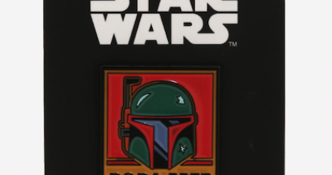 Boba Fett Star Wars BoxLunch Pin