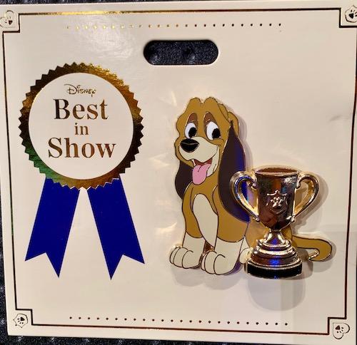 Copper Best in Show WDI Pin