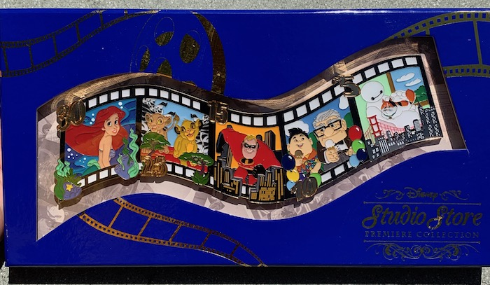 DSSH Anniversary Premiere Collection Pin