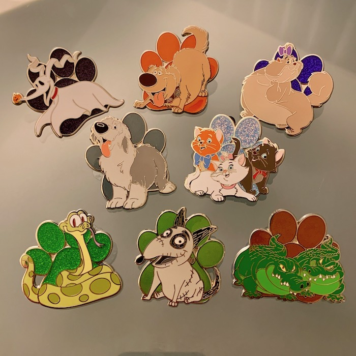 Disney FairyTails 2019 Mystery Pins