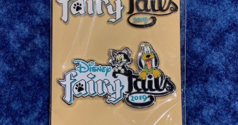 Disney FairyTails 2019 Welcome Pin