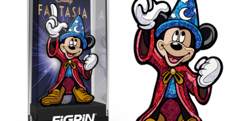 Disney Fantasia Mickey Mouse FiGPiN – D23 Expo 2019