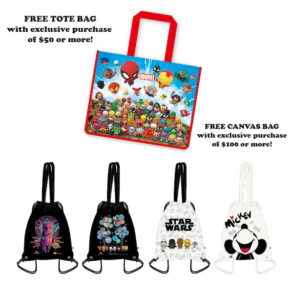 Giveaway Bags at D23 Expo 2019